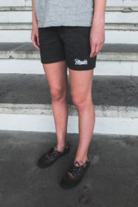 Ladies_Shorts_Antracite