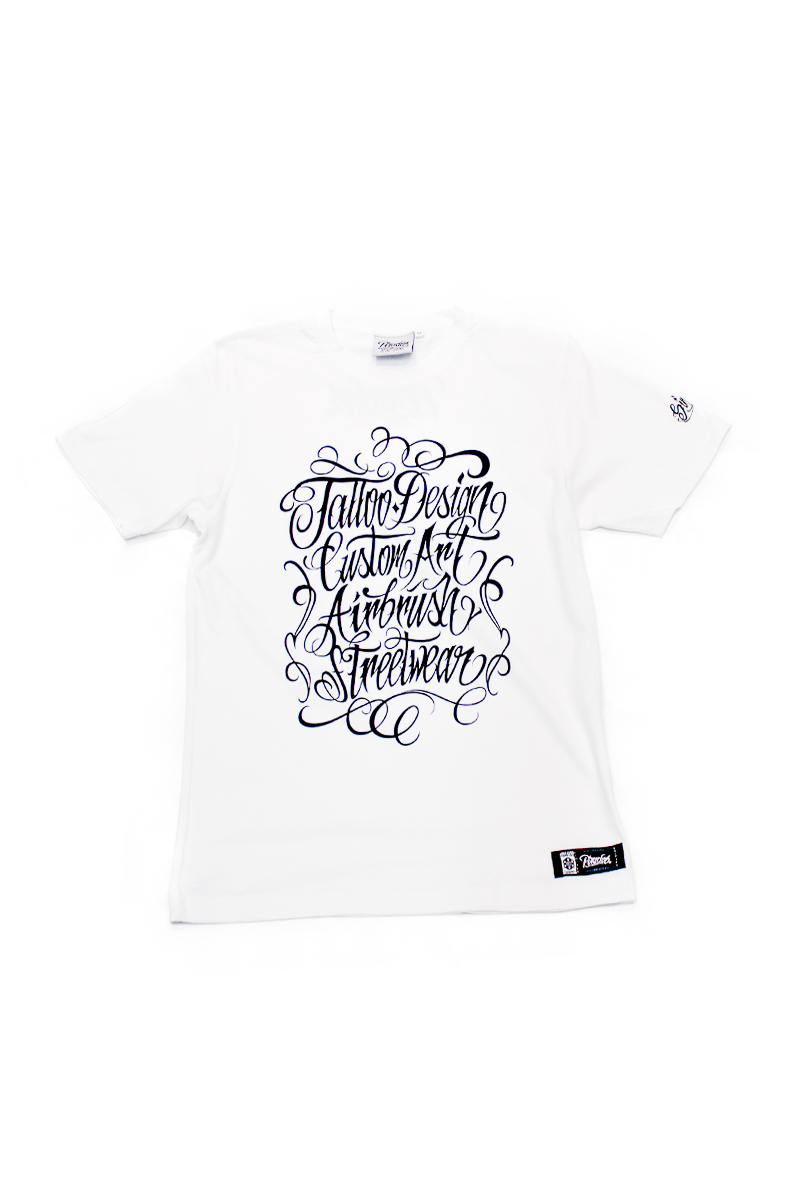"T-shirt ""SKILLS"" – Black design – PIRADOS"