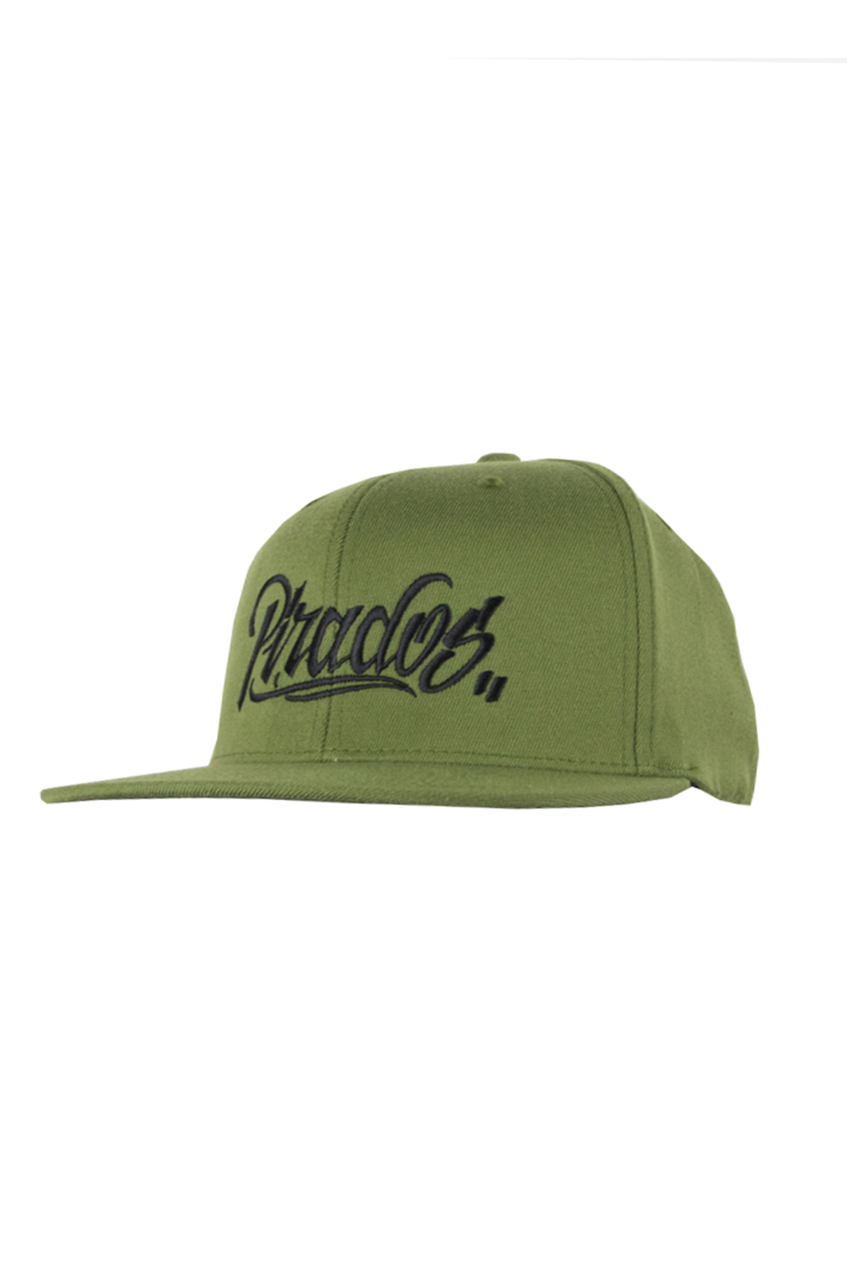"03feba92d44ba Flexfit Cap ""PIRADOS TM"" Green – PIRADOS"